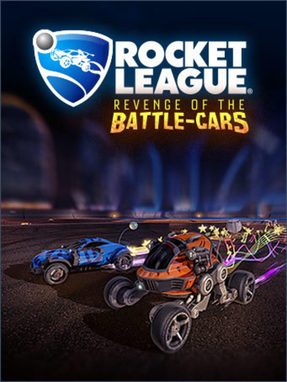 Rocket League New Car >> Revenge of the Battle Cars   Rocket League® - Official Site