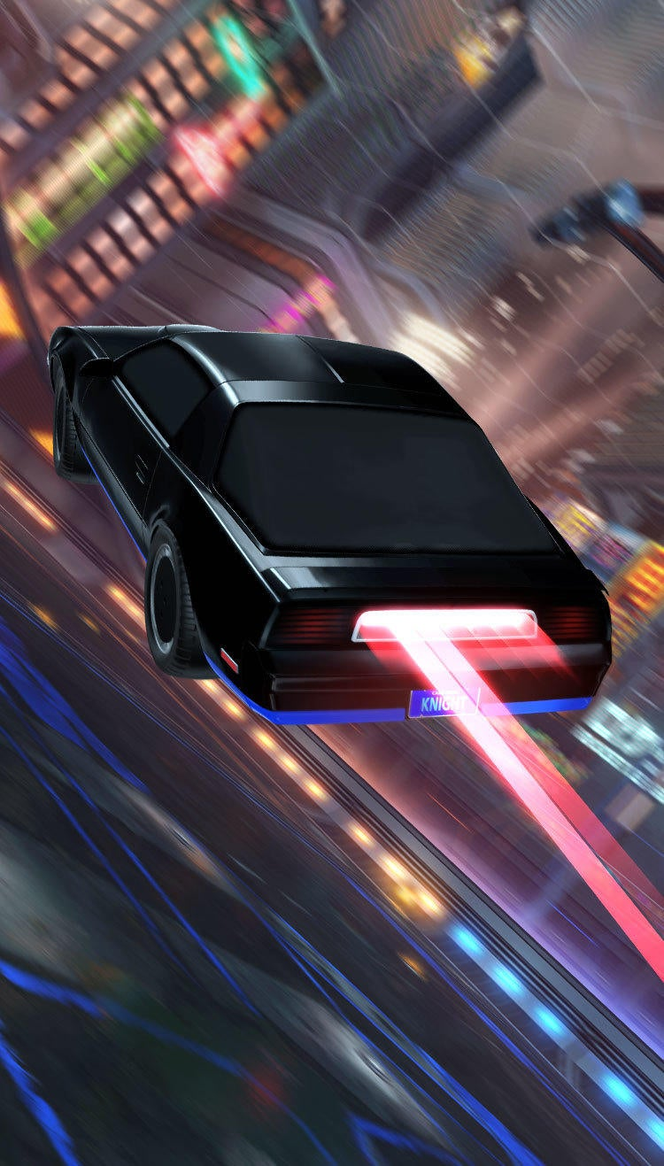 K.I.T.T. Battle-Car