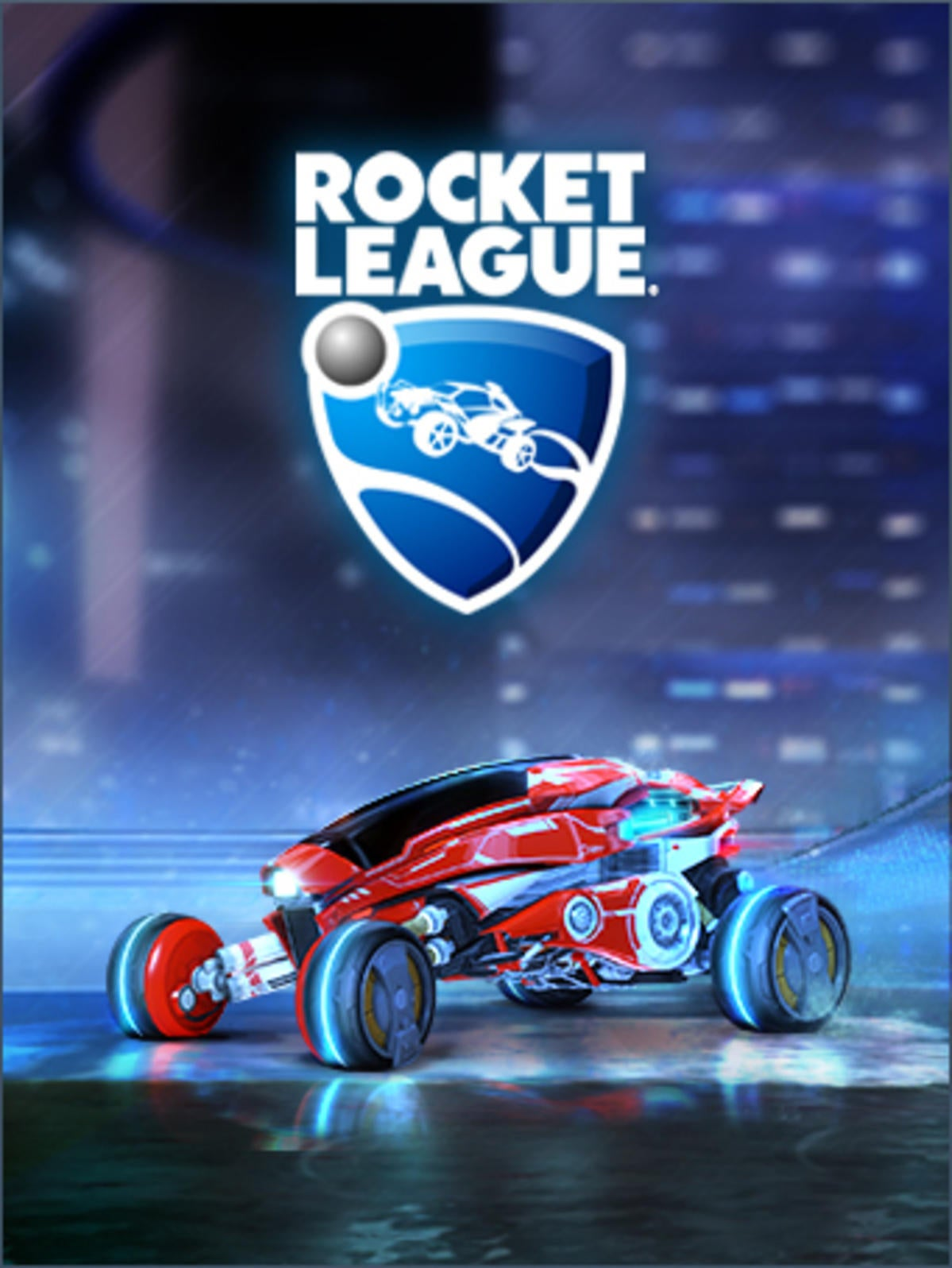 Dodge Ice Charger >> Esper | Rocket League® - Official Site