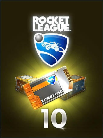 Super Rocket League® - Unlock Key X 10 | Rocket League® - Official Site EZ-68