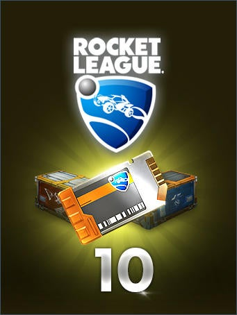 Rocket League Garage >> Crate Unlock Key x10 | Rocket League® - Official Site