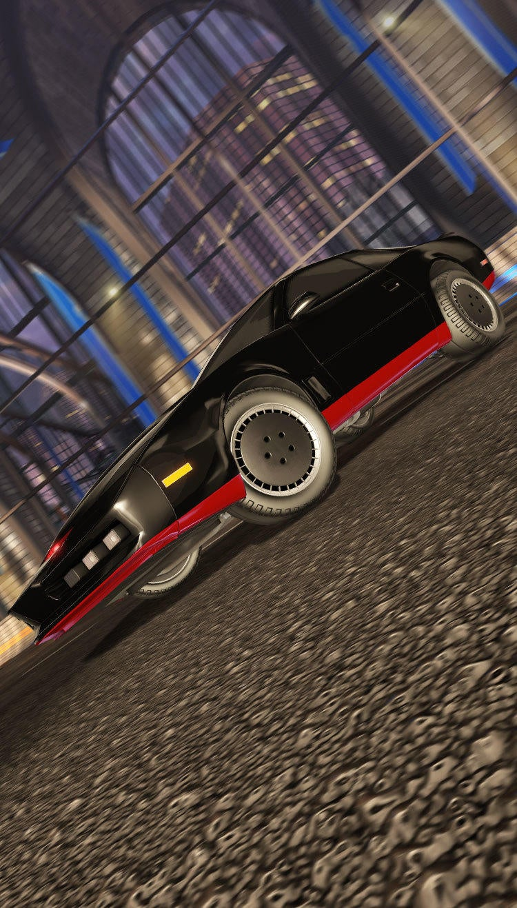 Knight Rider Car Pack | Rocket League® - Official Site
