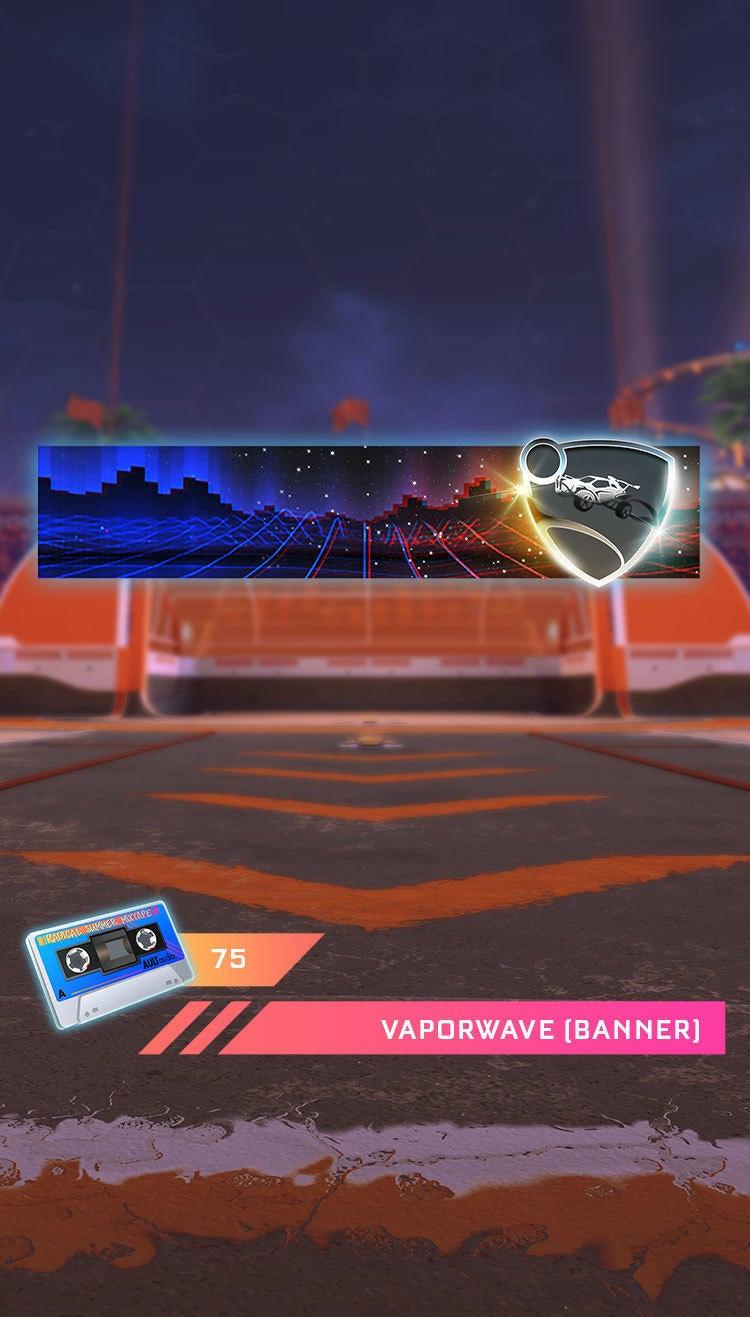 Vaporwave (Banner)