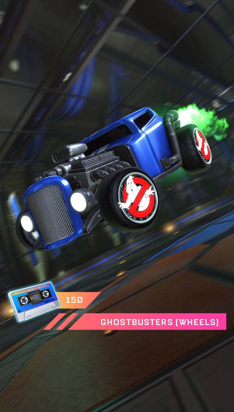 Ghostbusters (Wheels)