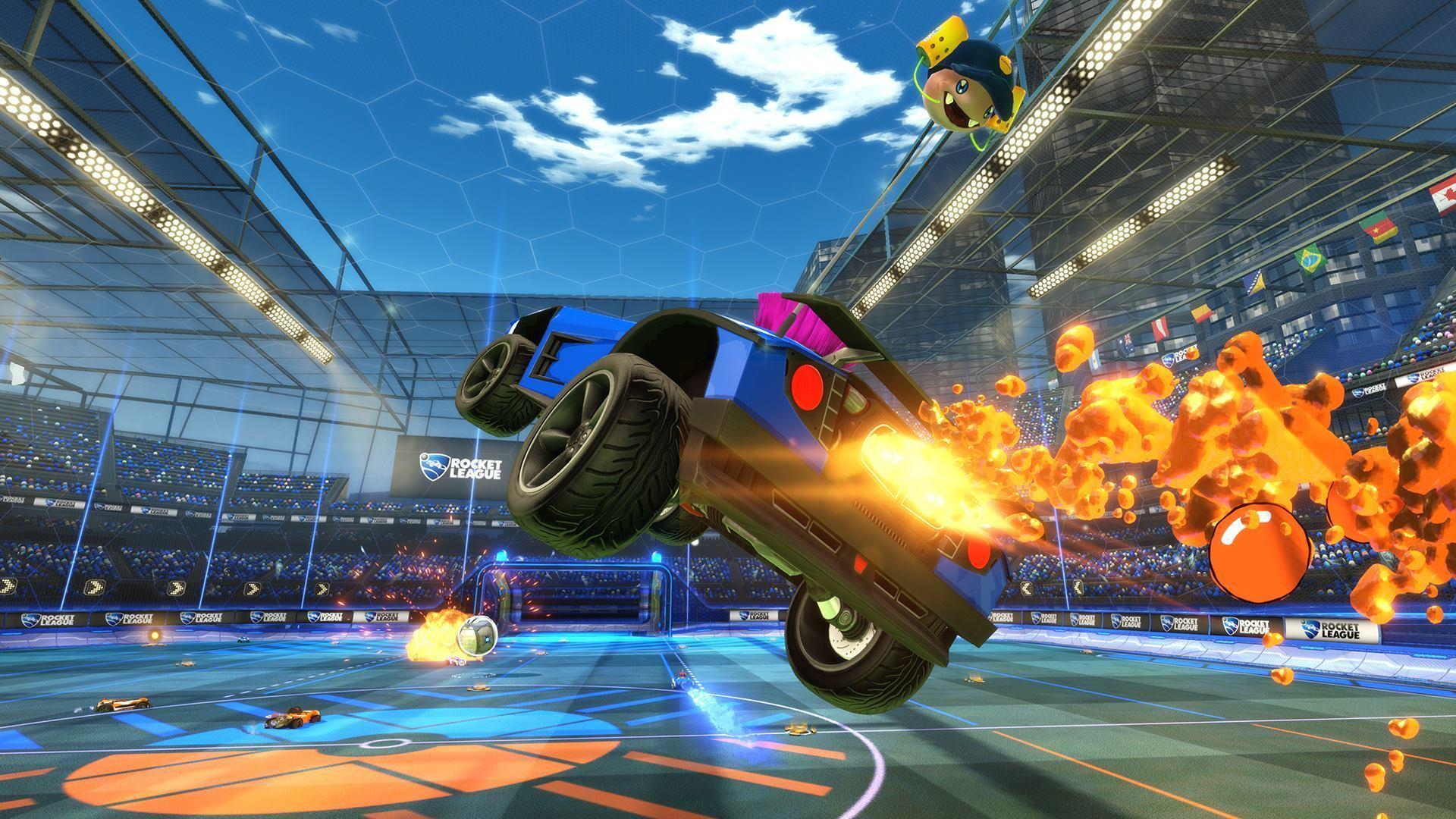 Rocket League is Coming to Xbox One on February 17 Image