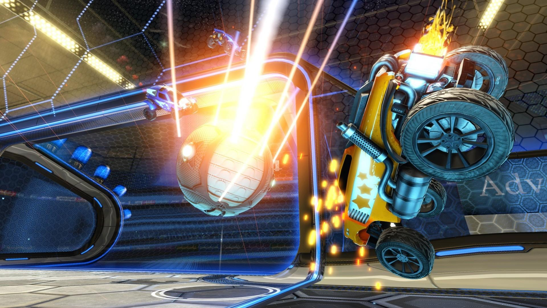 Rocket League Coming to PS4, Playstation Experience Image