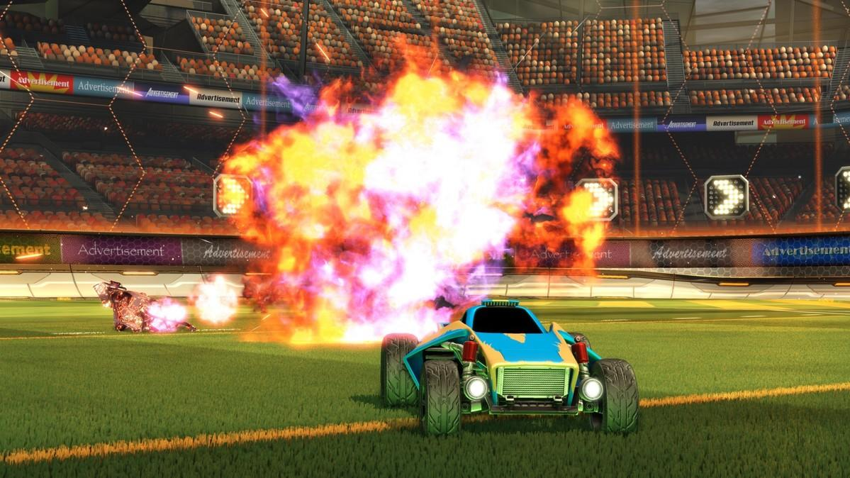 How to transfer rocket league items from ps4 to pc