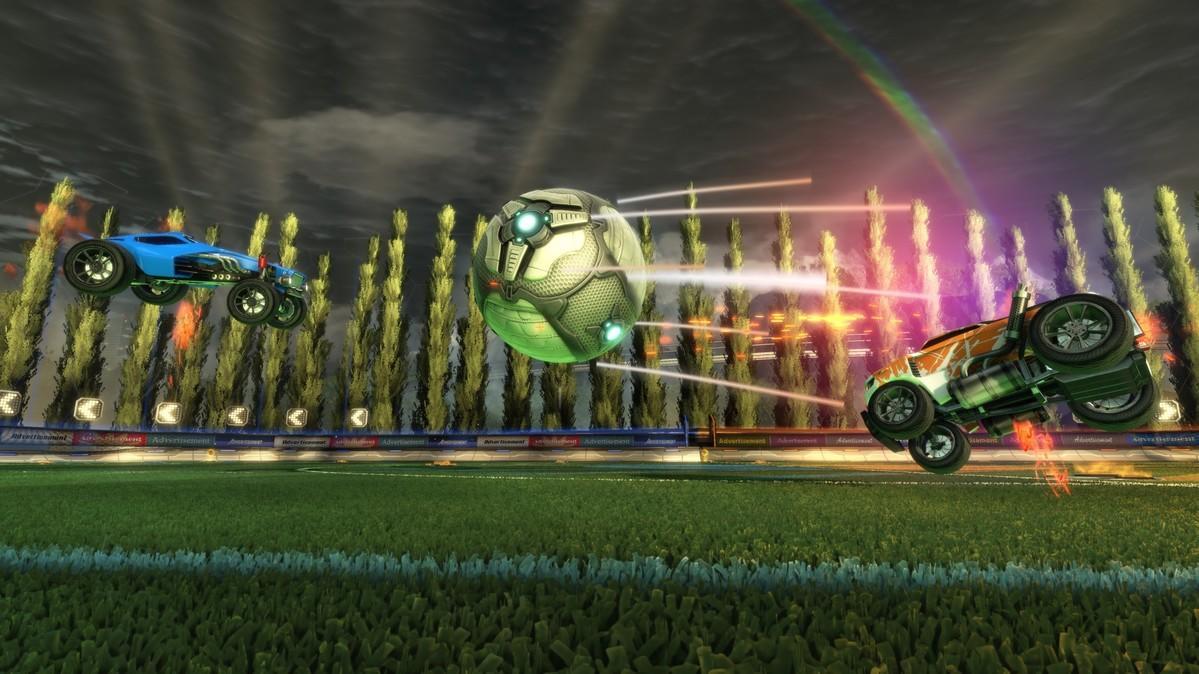 RL News: Ranked Match Leavers & XP Titles | Rocket League