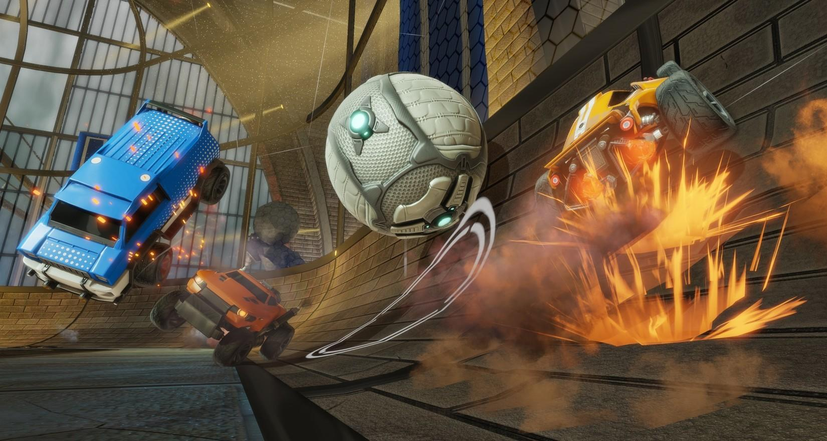 Rocket League PS4 Closed Beta Starts Today Image