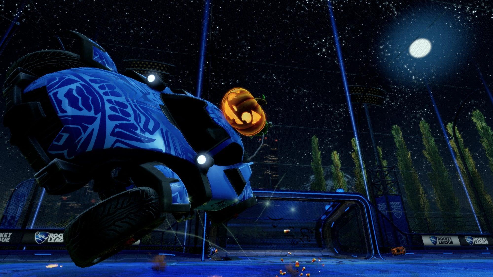 Free Halloween Items Coming to Rocket League   Rocket League ...