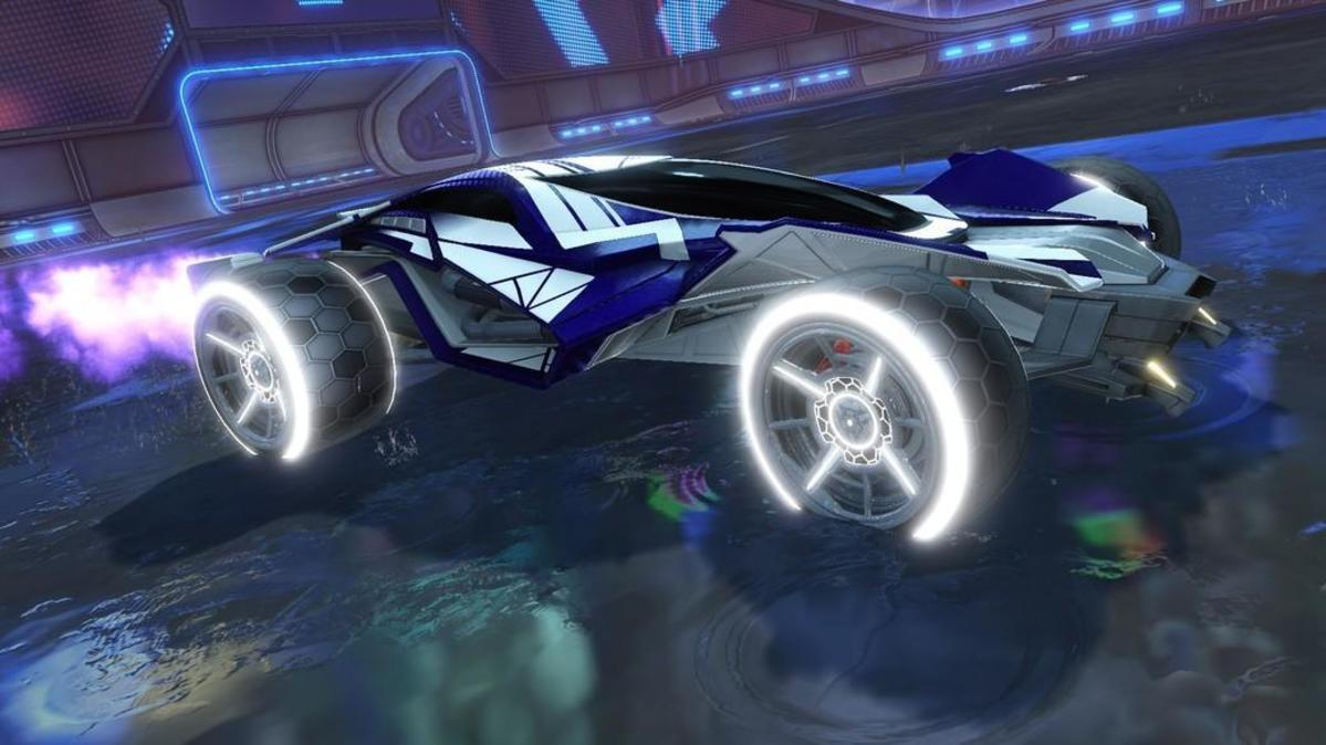 Double Painted Fan Rewards And Apex Wheels Return