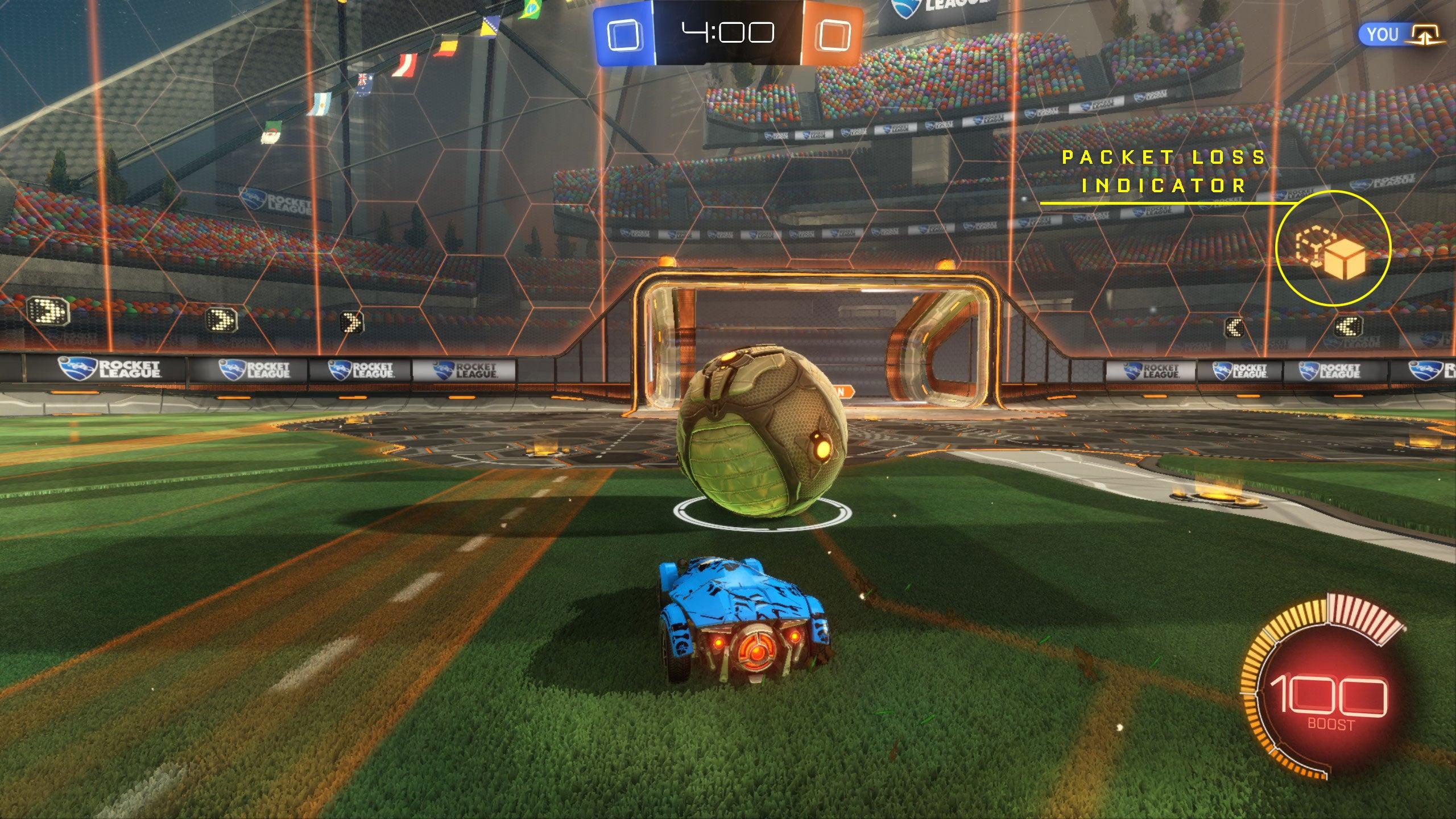 Tournaments Update: Connection Quality Indicators | Rocket