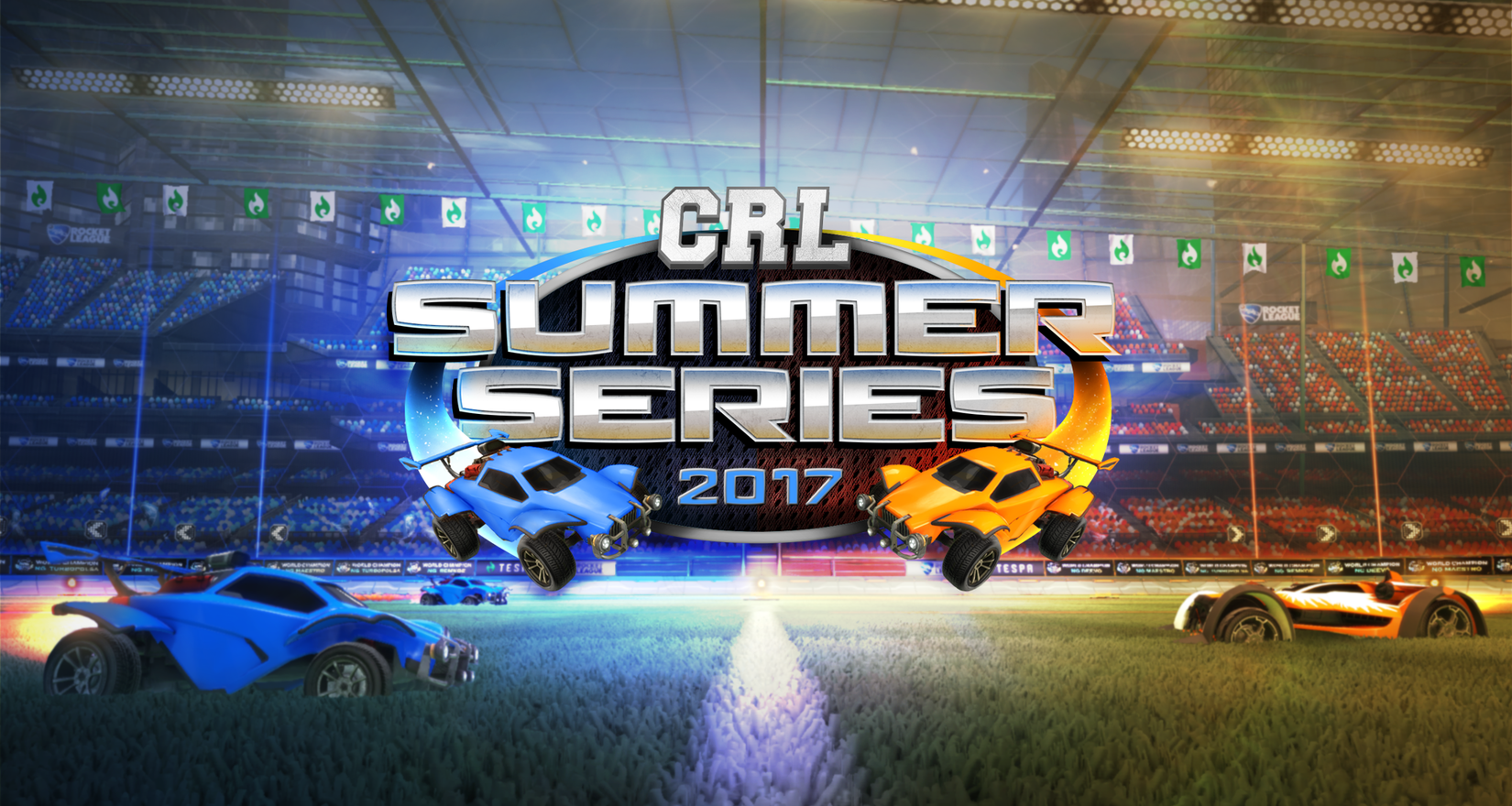 Introducing The Collegiate Rocket League - Summer Series Image