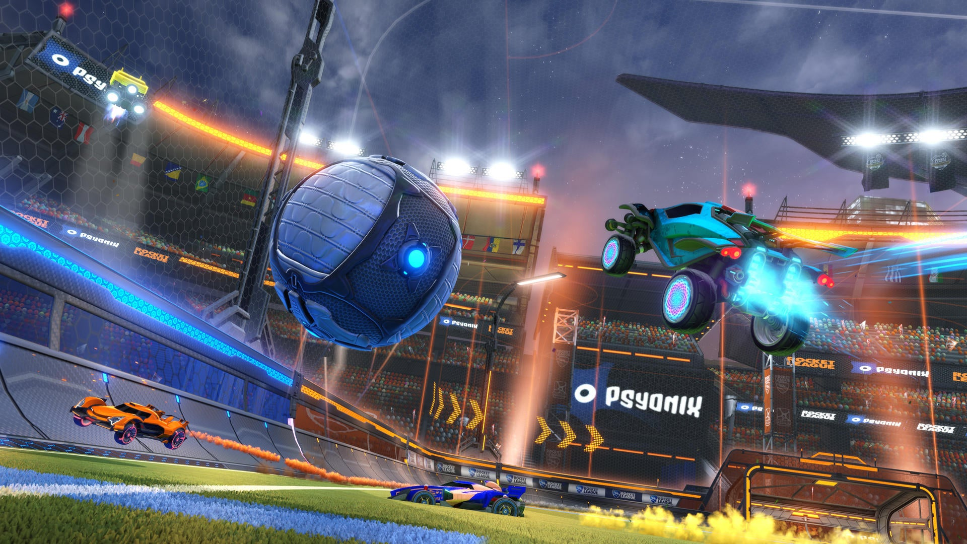Patch Notes v1 35: Anniversary Update | Rocket League® - Official Site