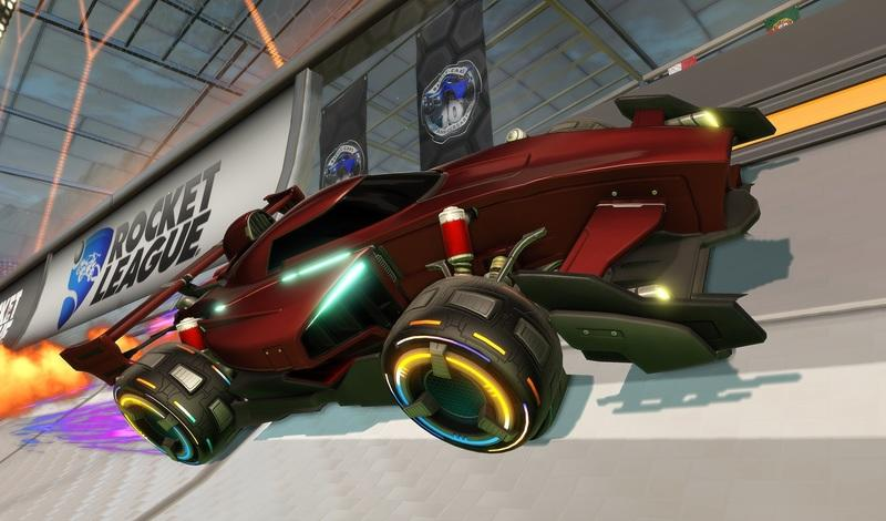 Rocket League's Anniversary Event Starts July 9 article image