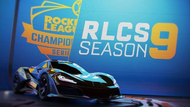RLCS 9 Announcement