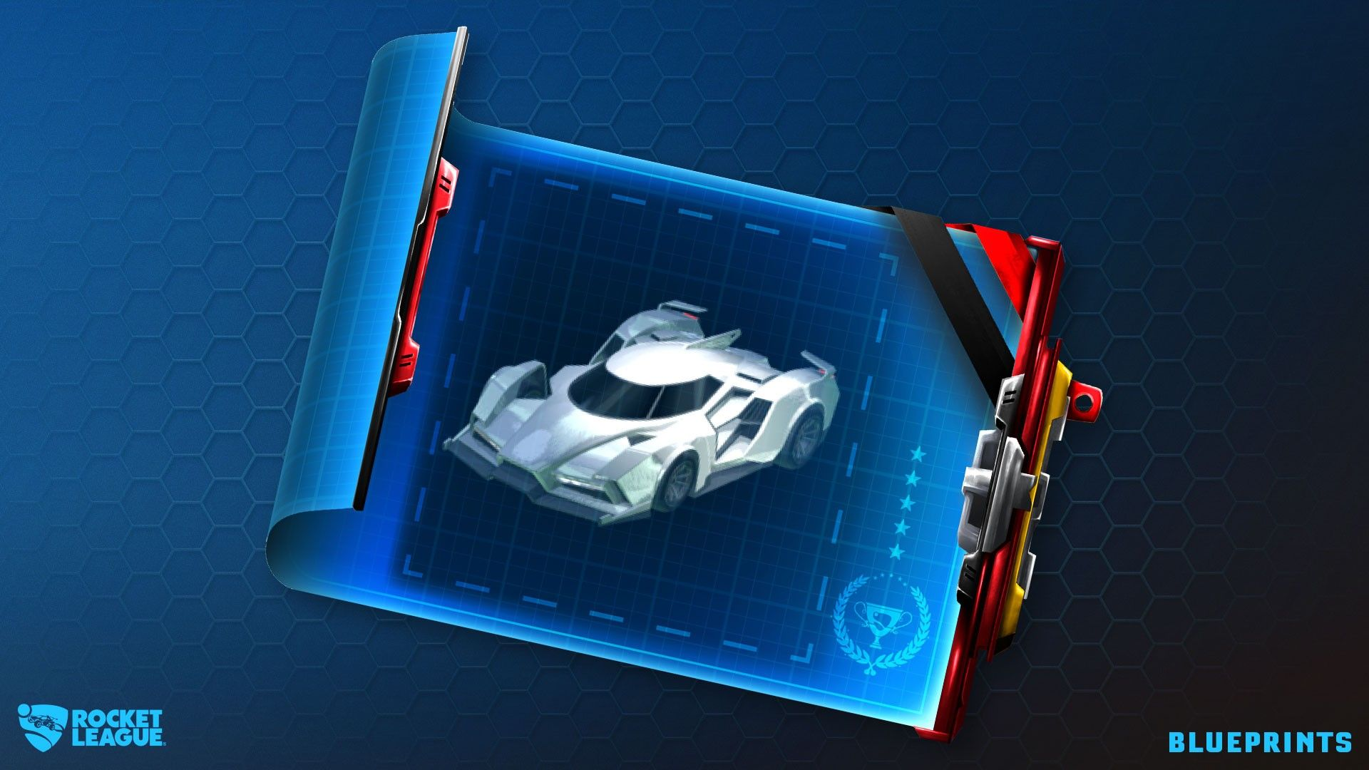 Blueprints And Final Crate Revealed Rocket League Official Site
