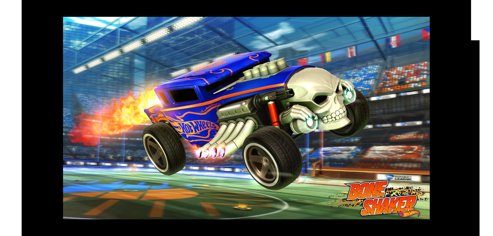 Rocket League Garage >> Hot Wheels | Rocket League® - Official Site