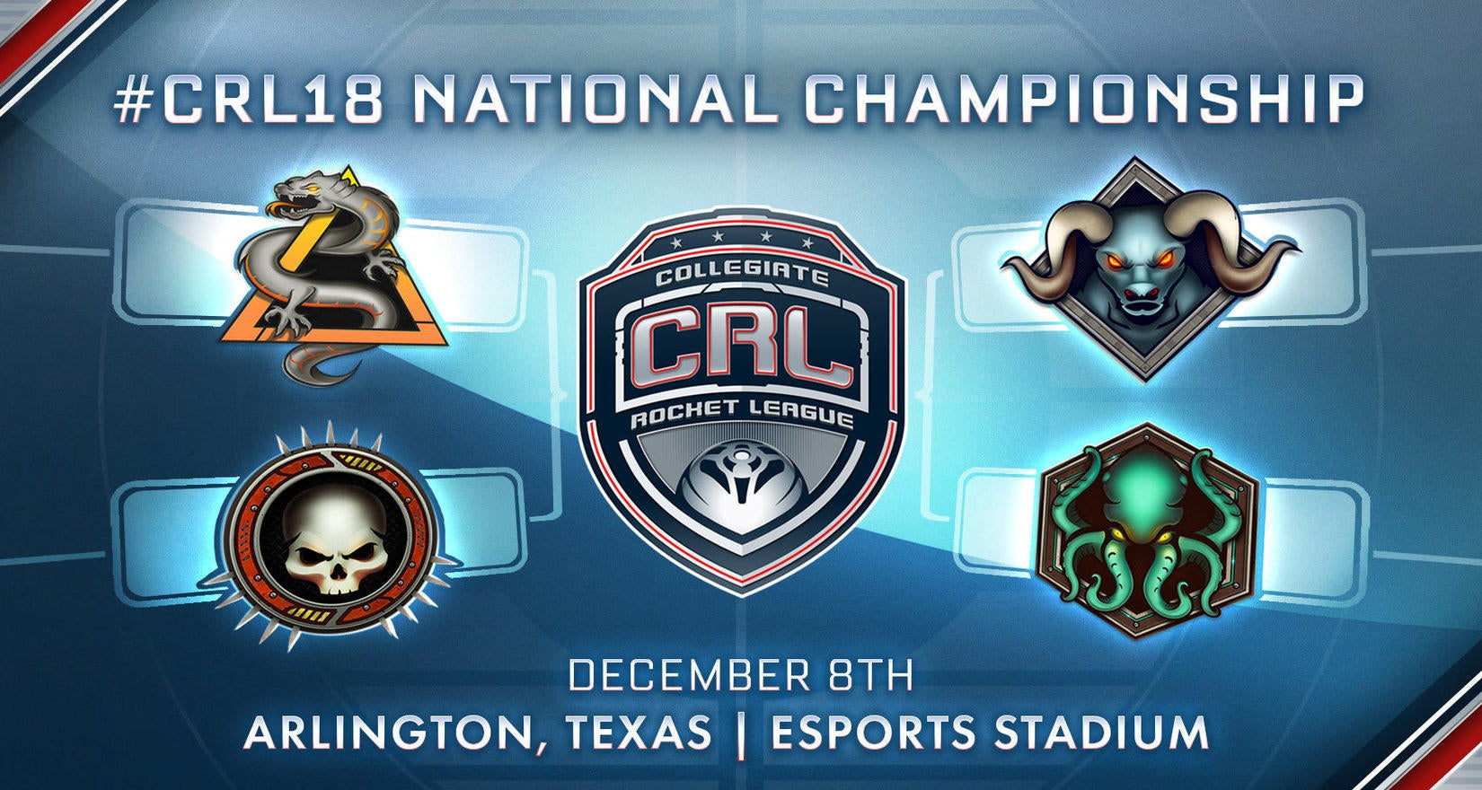 Collegiate Rocket League National Championship Headed to Texas! Image