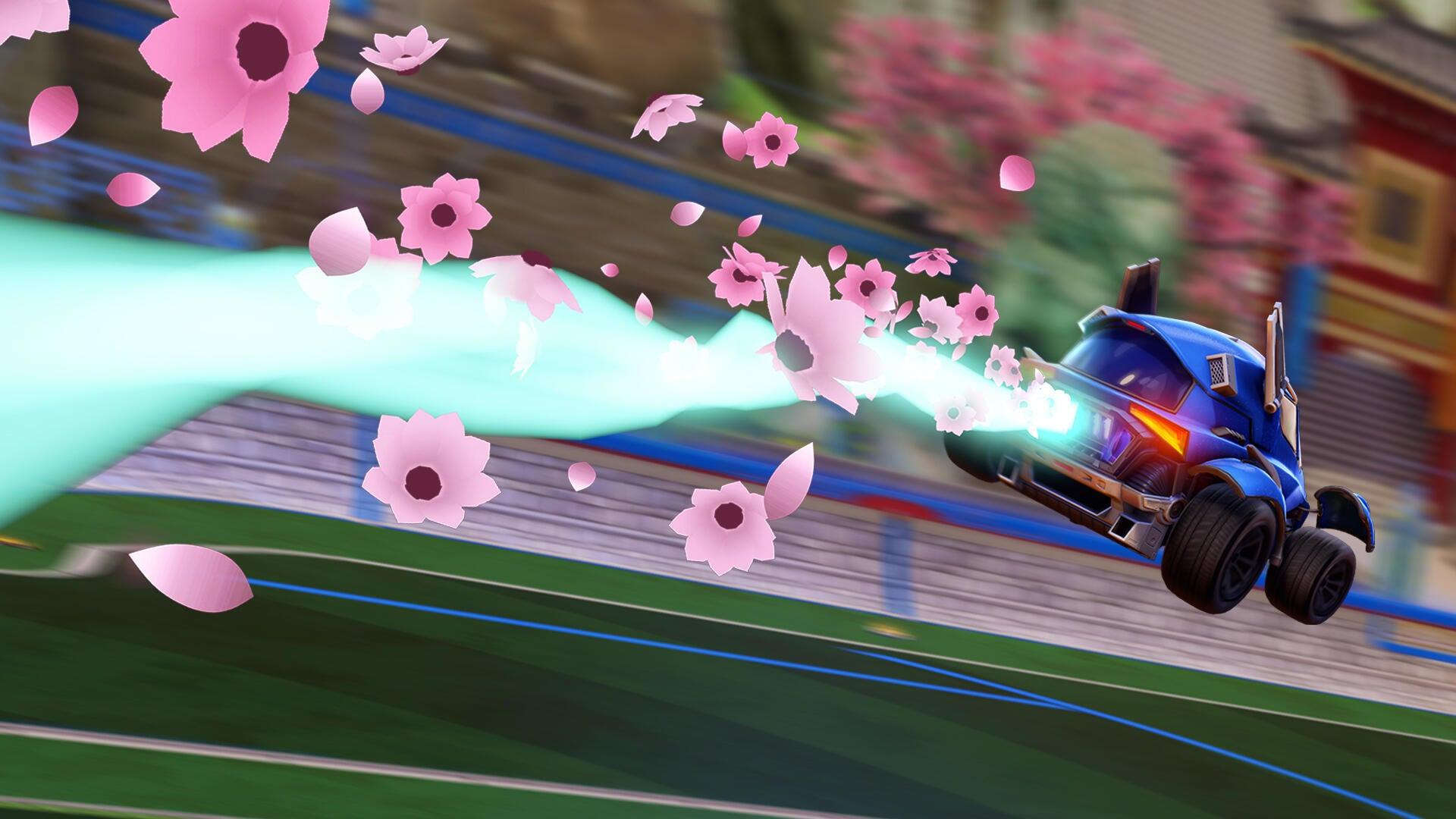 Cherry Blossom Rocket Boost