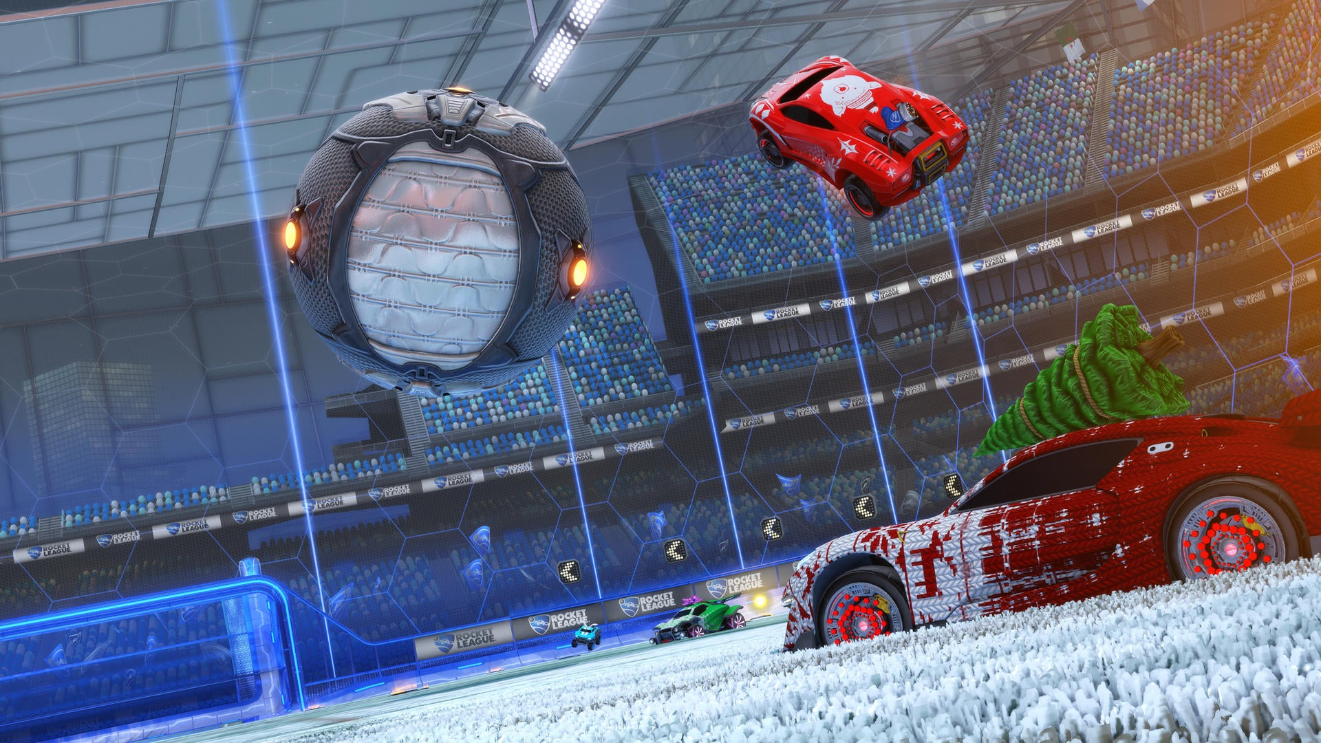 Rocket League Winter Roadmap 2019 Image