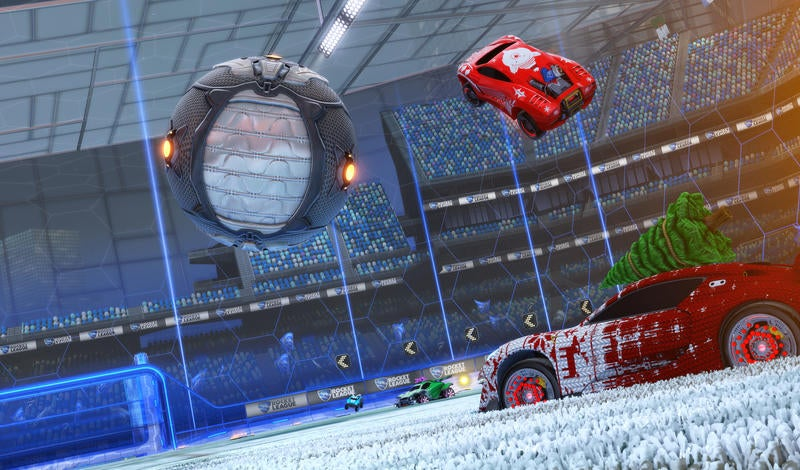 Rocket League Winter Roadmap 2019 article image