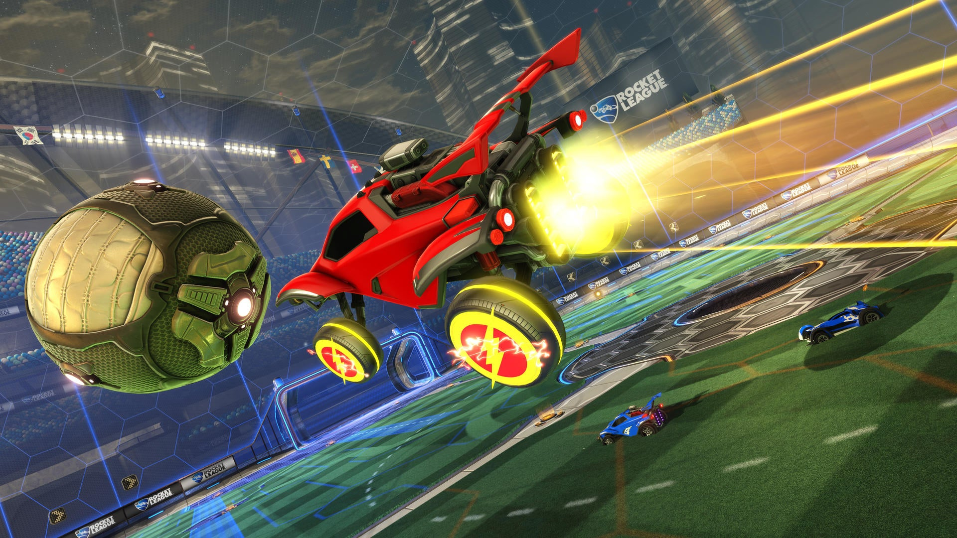 Rocket League Switch Retail Version Coming in January Image
