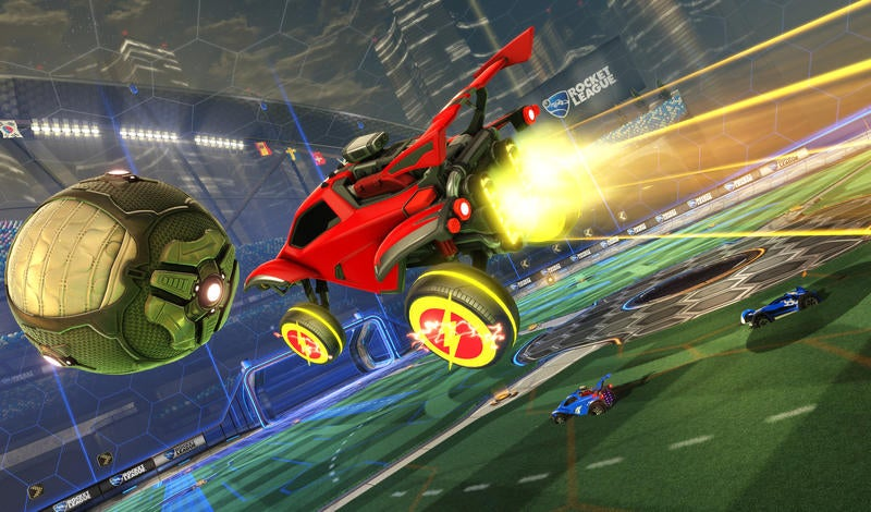 Rocket League Switch Retail Version Coming in January article image