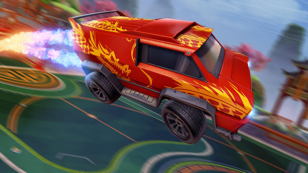 Dragon Decal (Merc)