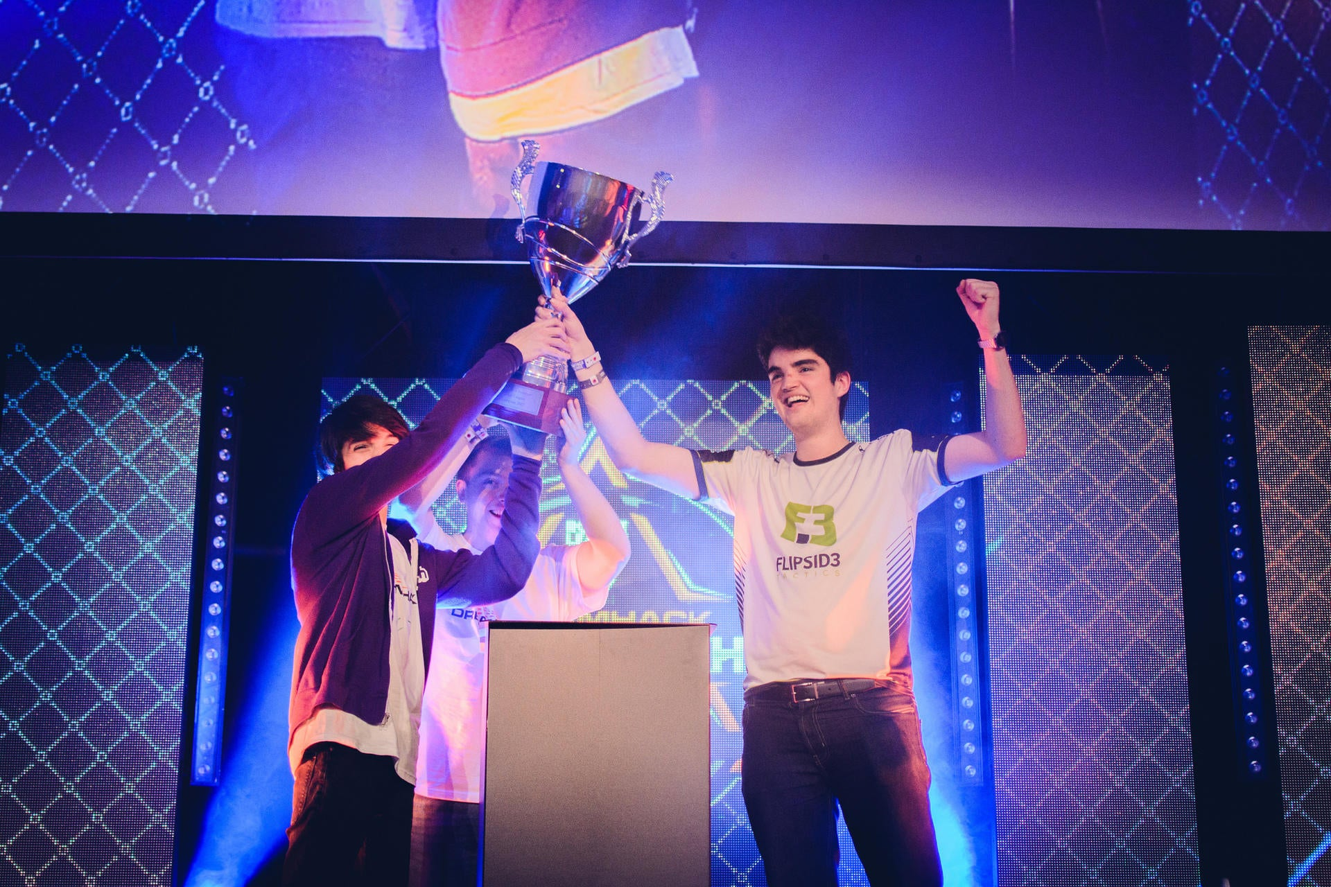 FlipSid3 Tactics Wins The DreamHack Summer Rocket League Championship Image