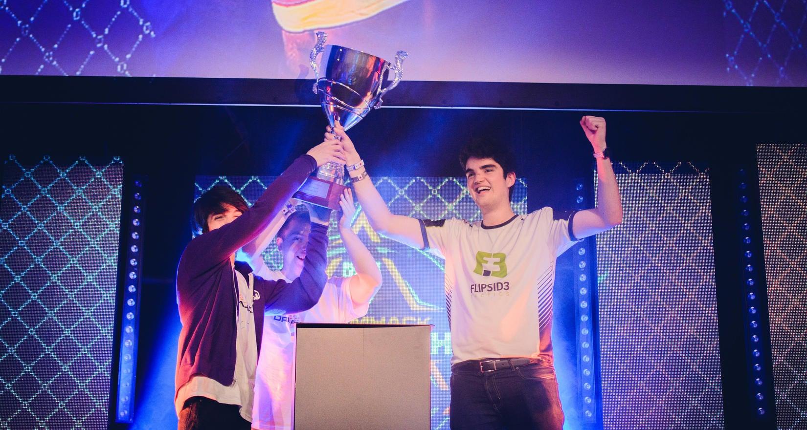 FlipSid3 Tactics Wins The DreamHack Summer Rocket League Championship Image