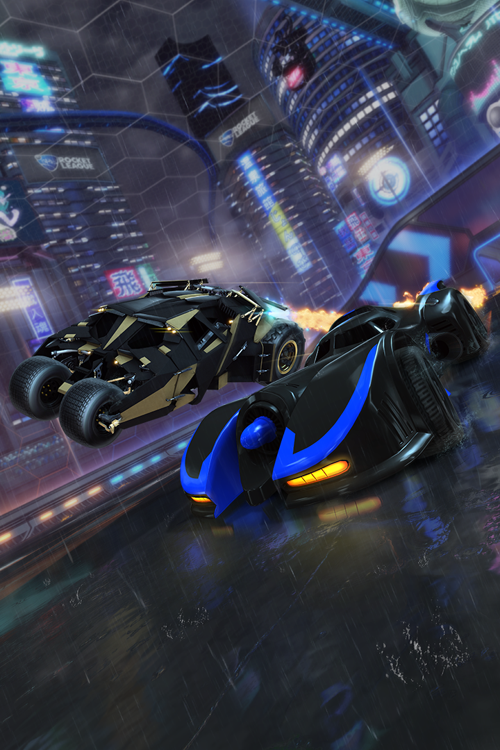 DC Super Heroes DLC Pack | Rocket League® - Official Site