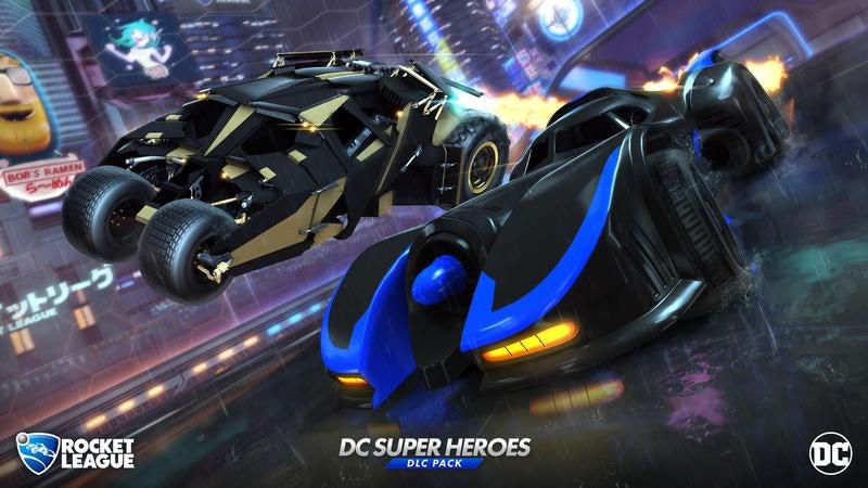 DC Super Heroes DLC Pack image