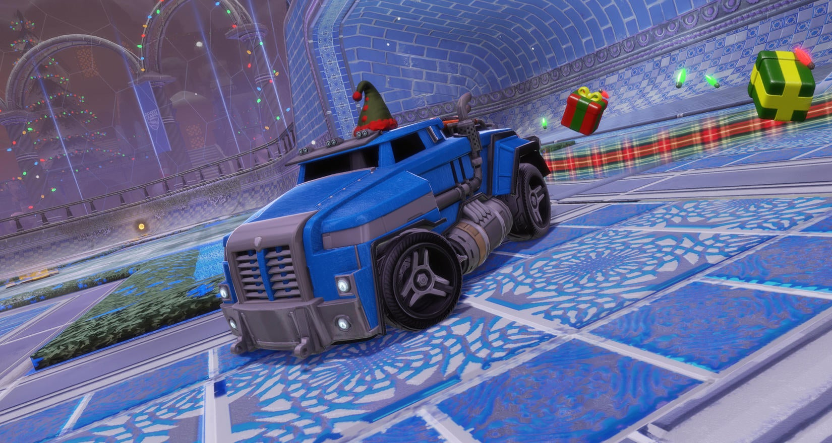 Holiday 2016 Items Dropping Soon | Rocket League® - Official Site