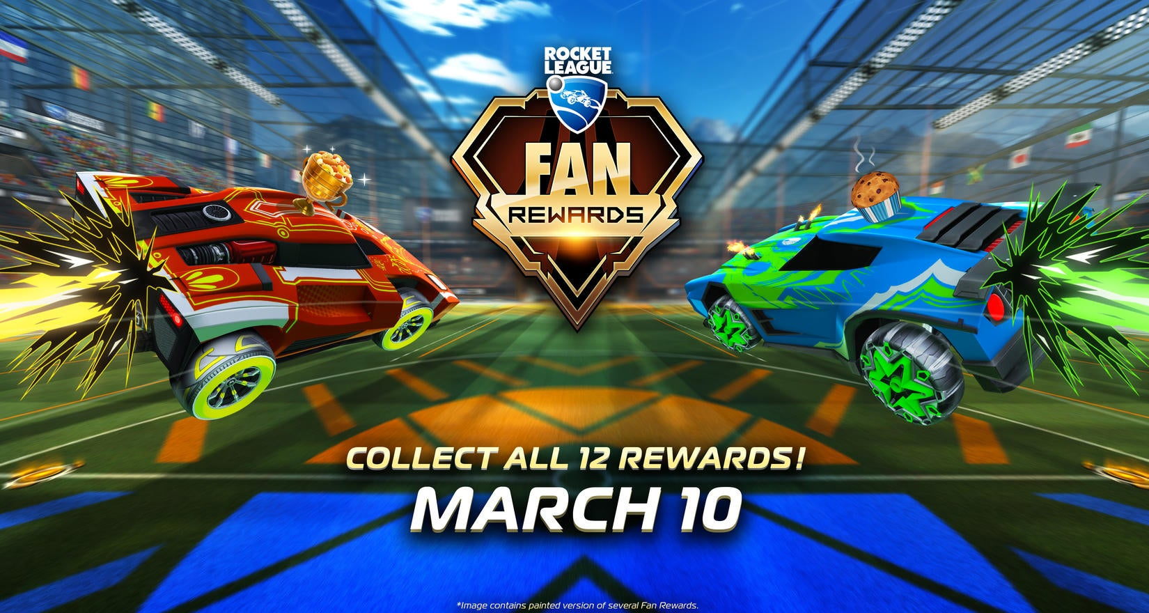 RLCS Returns Tomorrow With New Fan Rewards! Image