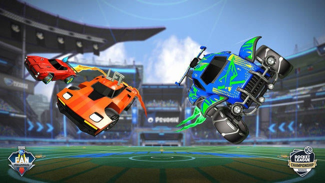 how to play competitive rocket league family shared