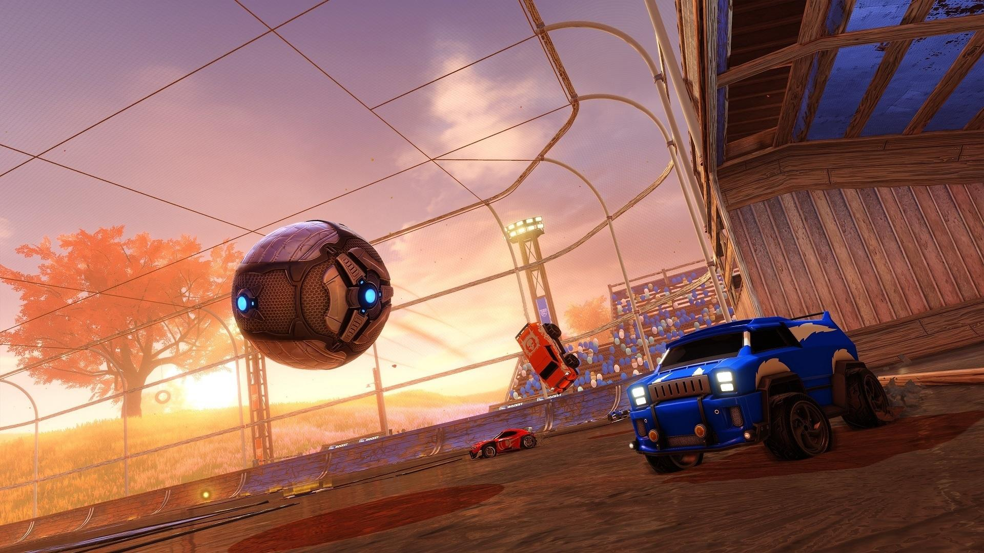 Rocket League Patch Notes v1.38 Image