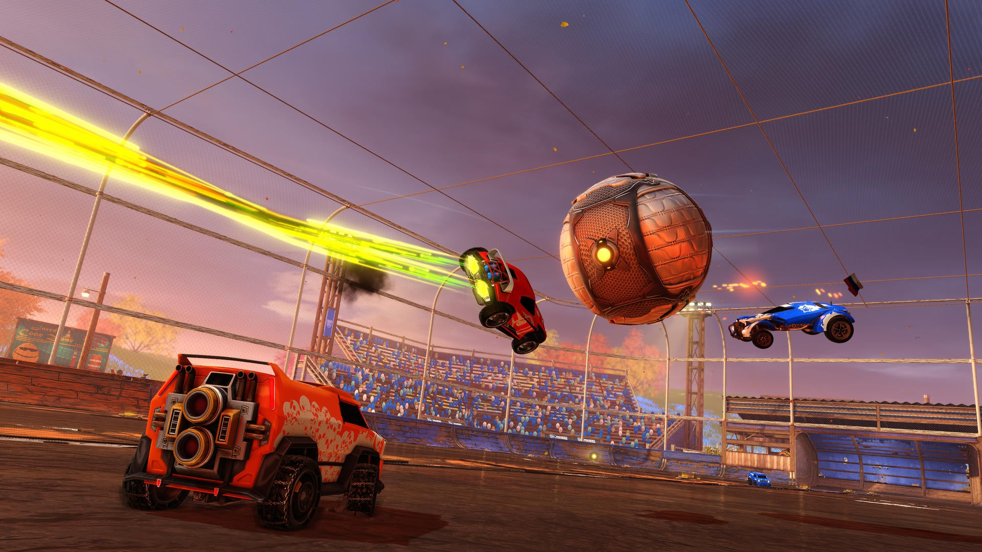 Rocket League Roadmap: Fall 2018 Image