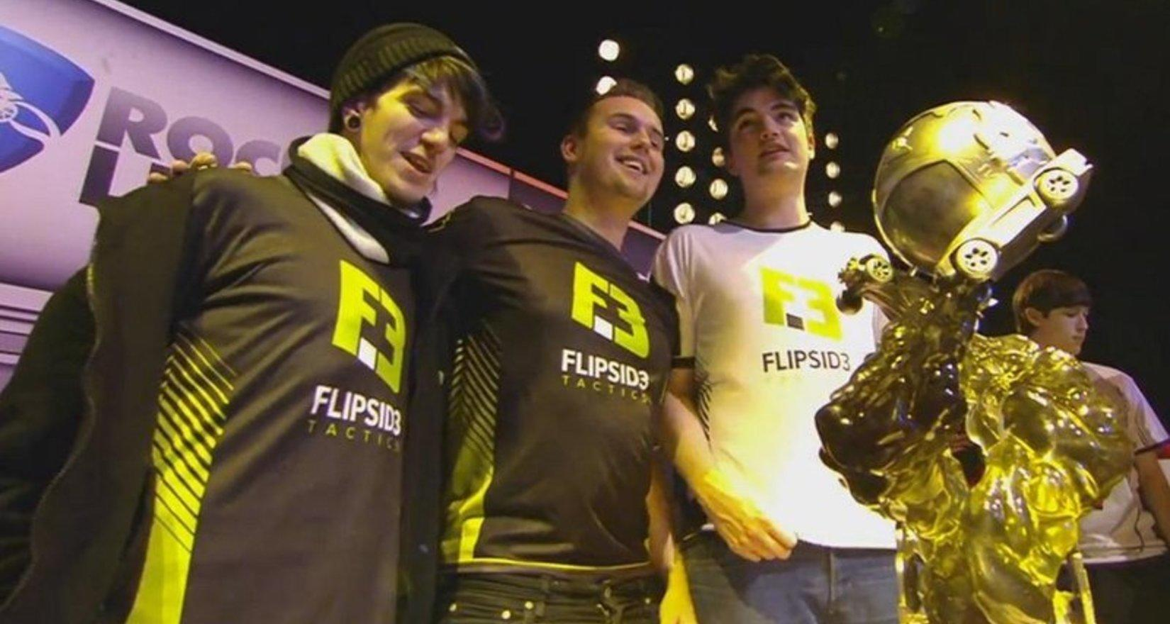 Flipsid3 Tactics Win RLCS Season 2 Image