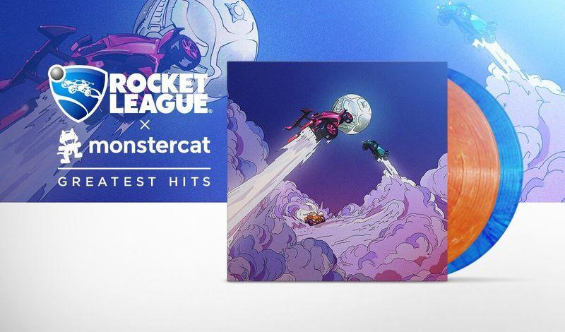 Pre-Order The First-Ever Rocket League x Monstercat Greatest Hits Vinyl! article image
