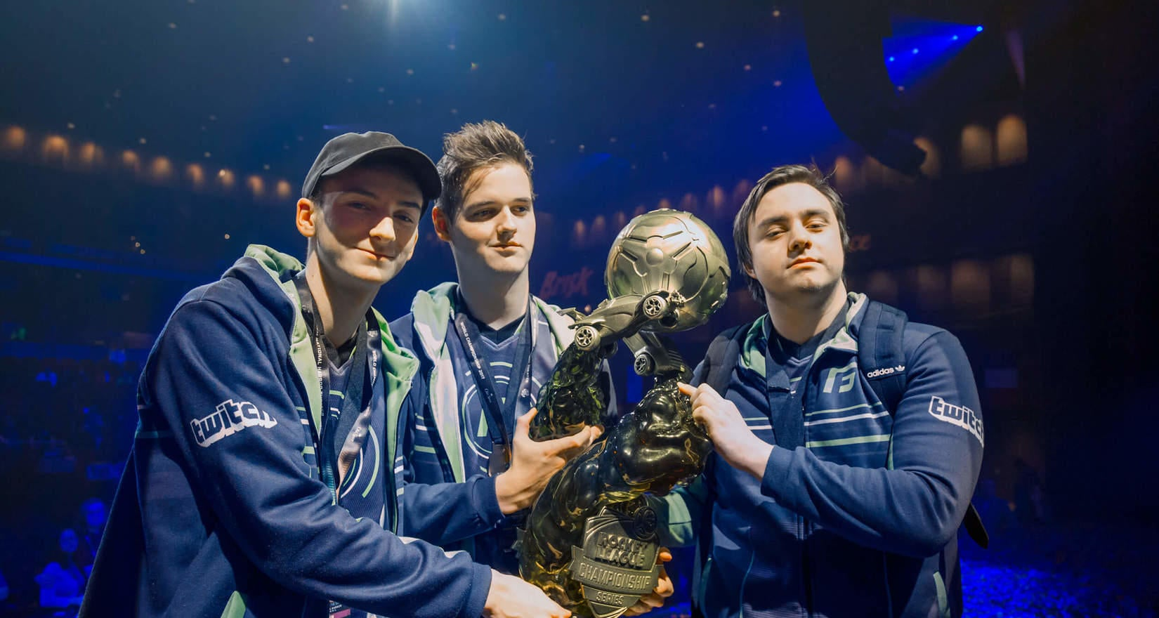 Gale Force Esports Crowned RLCS Season 4 World Champions! Image