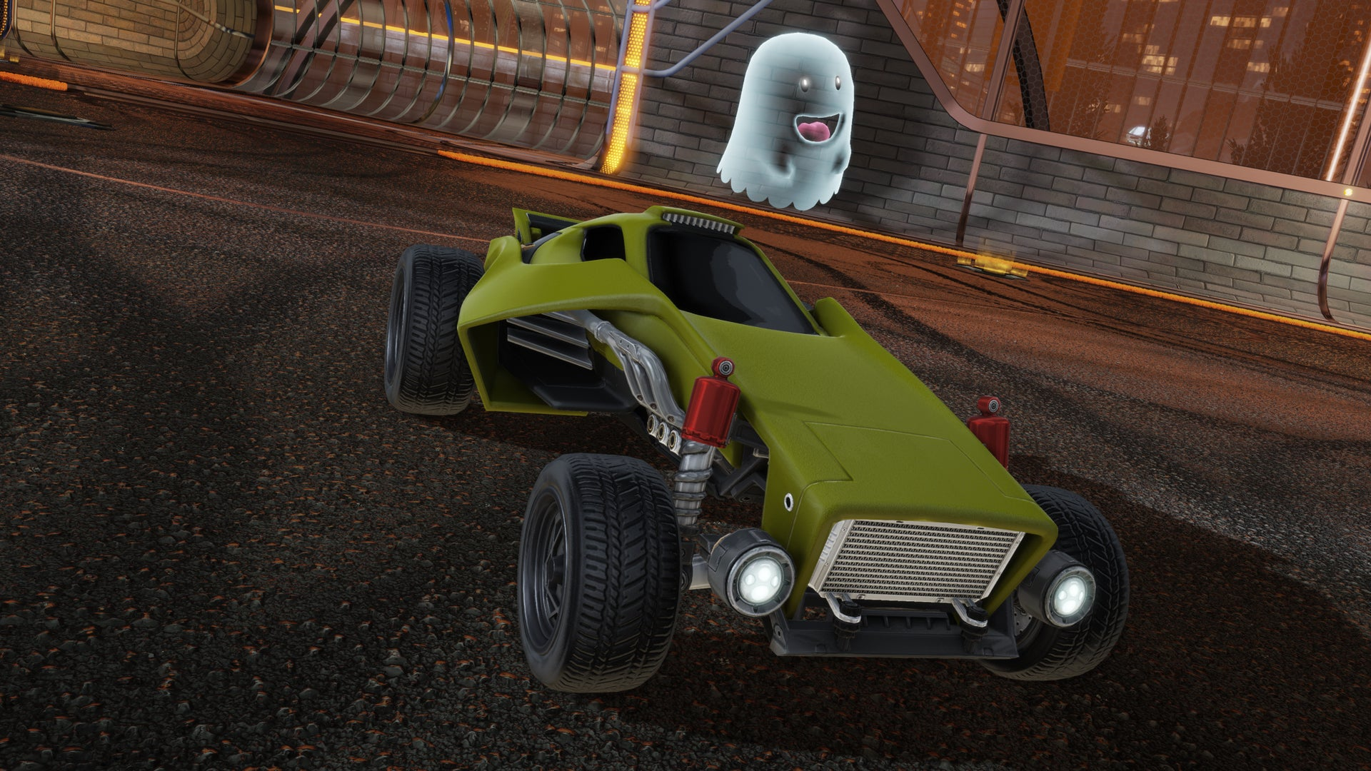 Limited-Time Halloween Items Drop Next Week | Rocket League ...