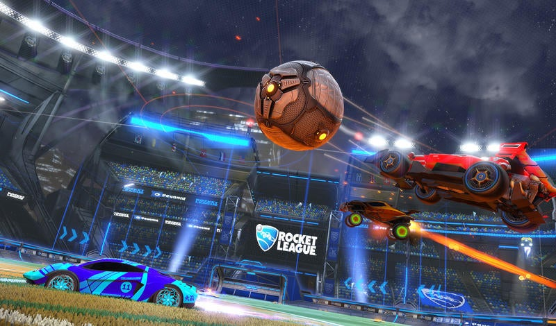 Rocket League Takes Over ELEAGUE! article image