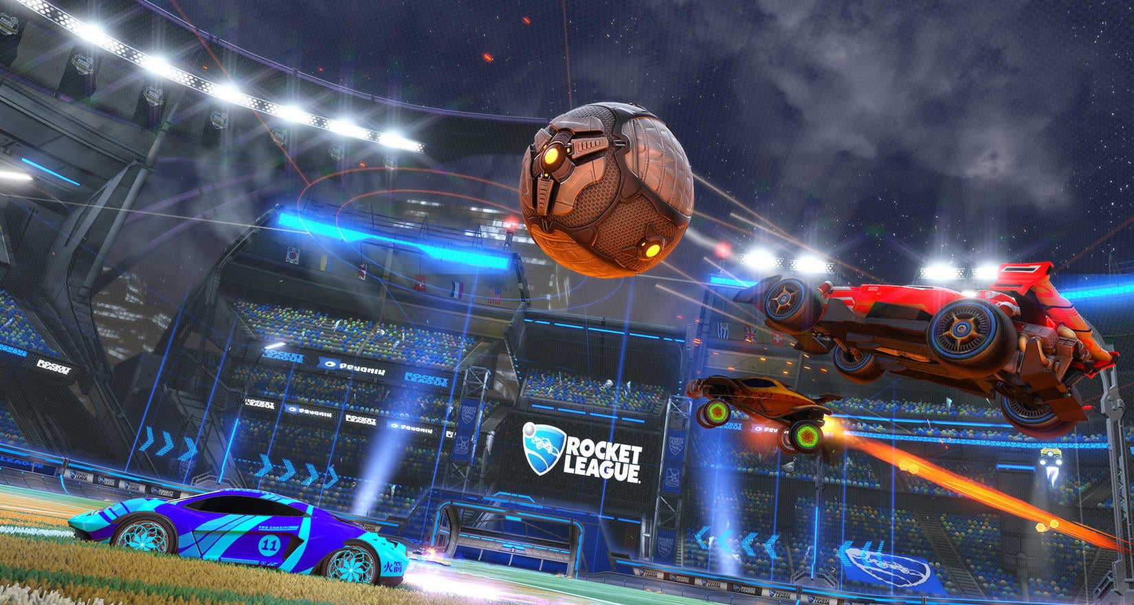Rocket League Takes Over ELEAGUE! Image
