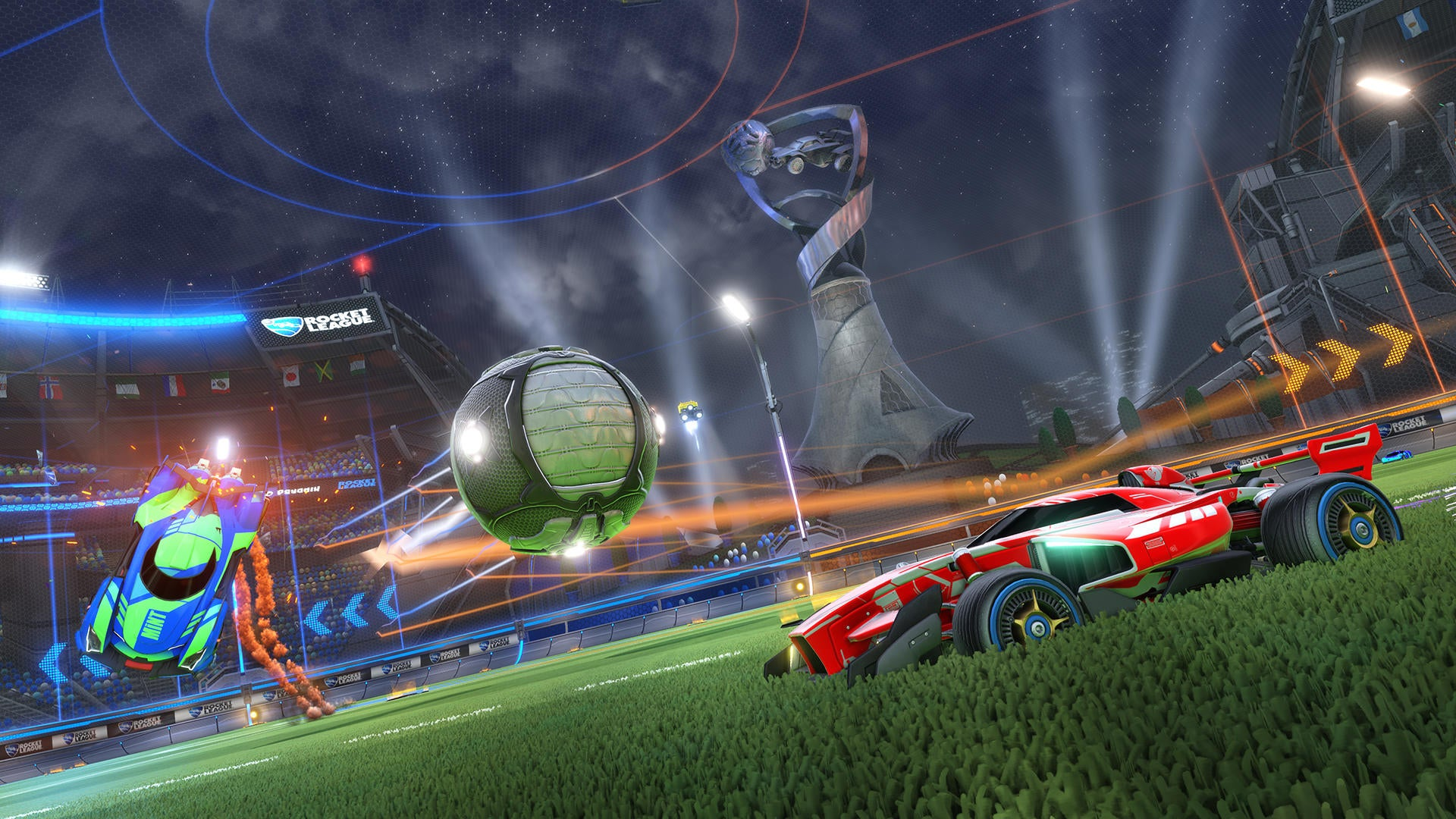 The RLCS Promotion Tournament Image