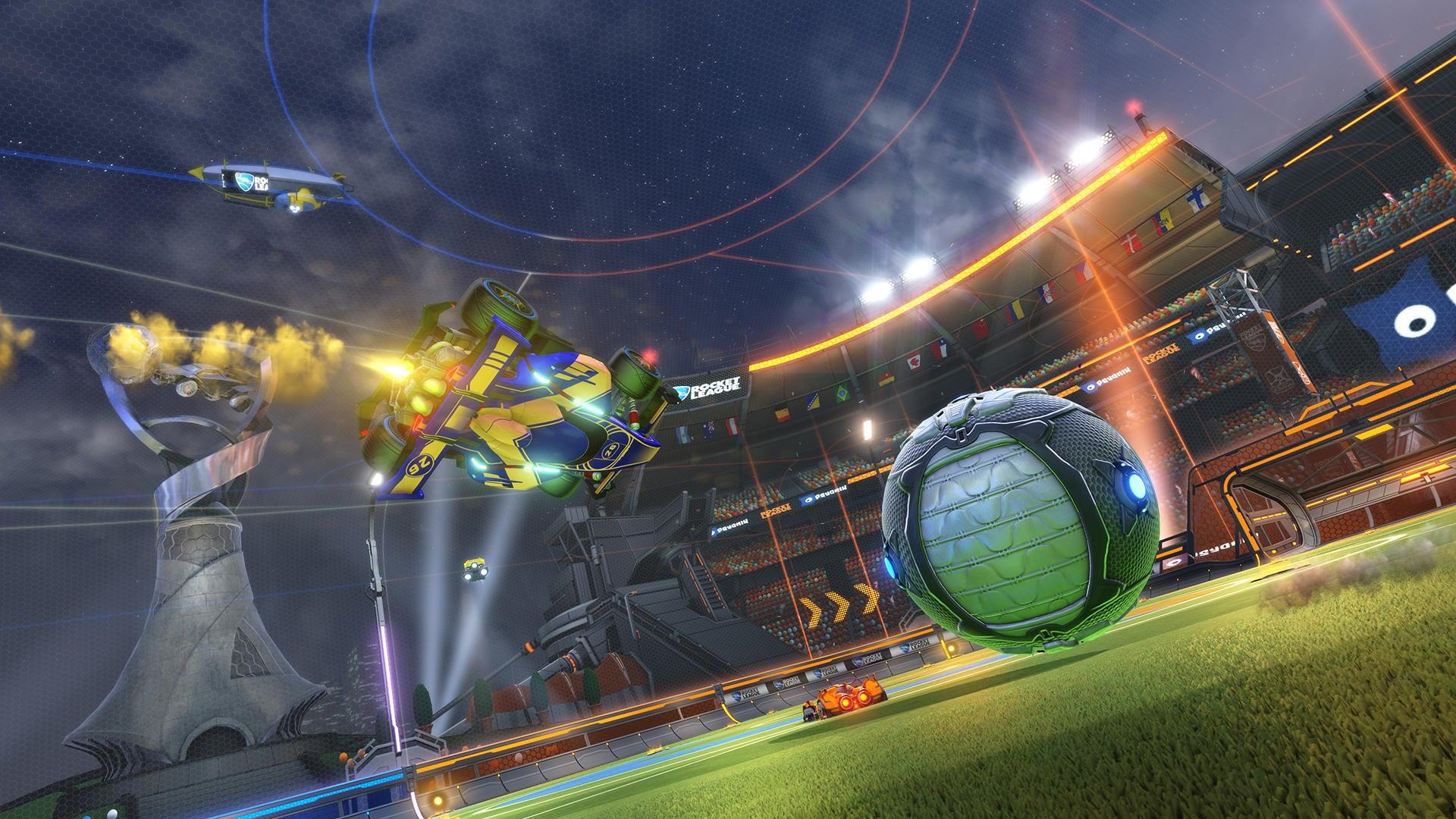 RLCS Promotion Tournament Recap Image