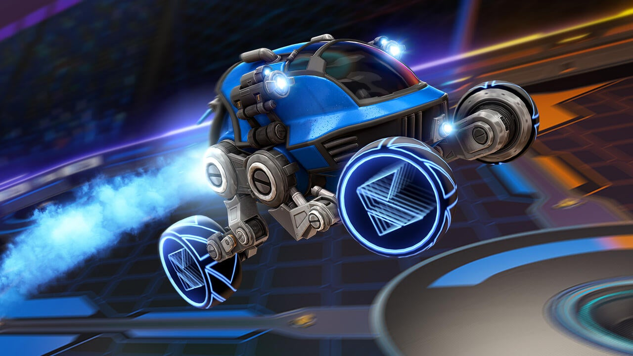 Kaskade Wheels (Cobalt)