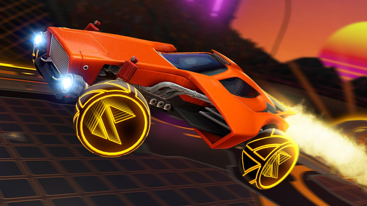 Kaskade Wheels (Orange)