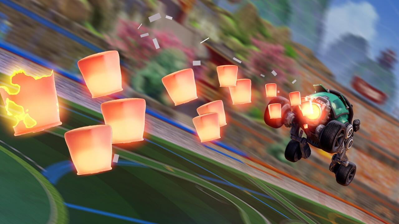 Lantern Lift Boost