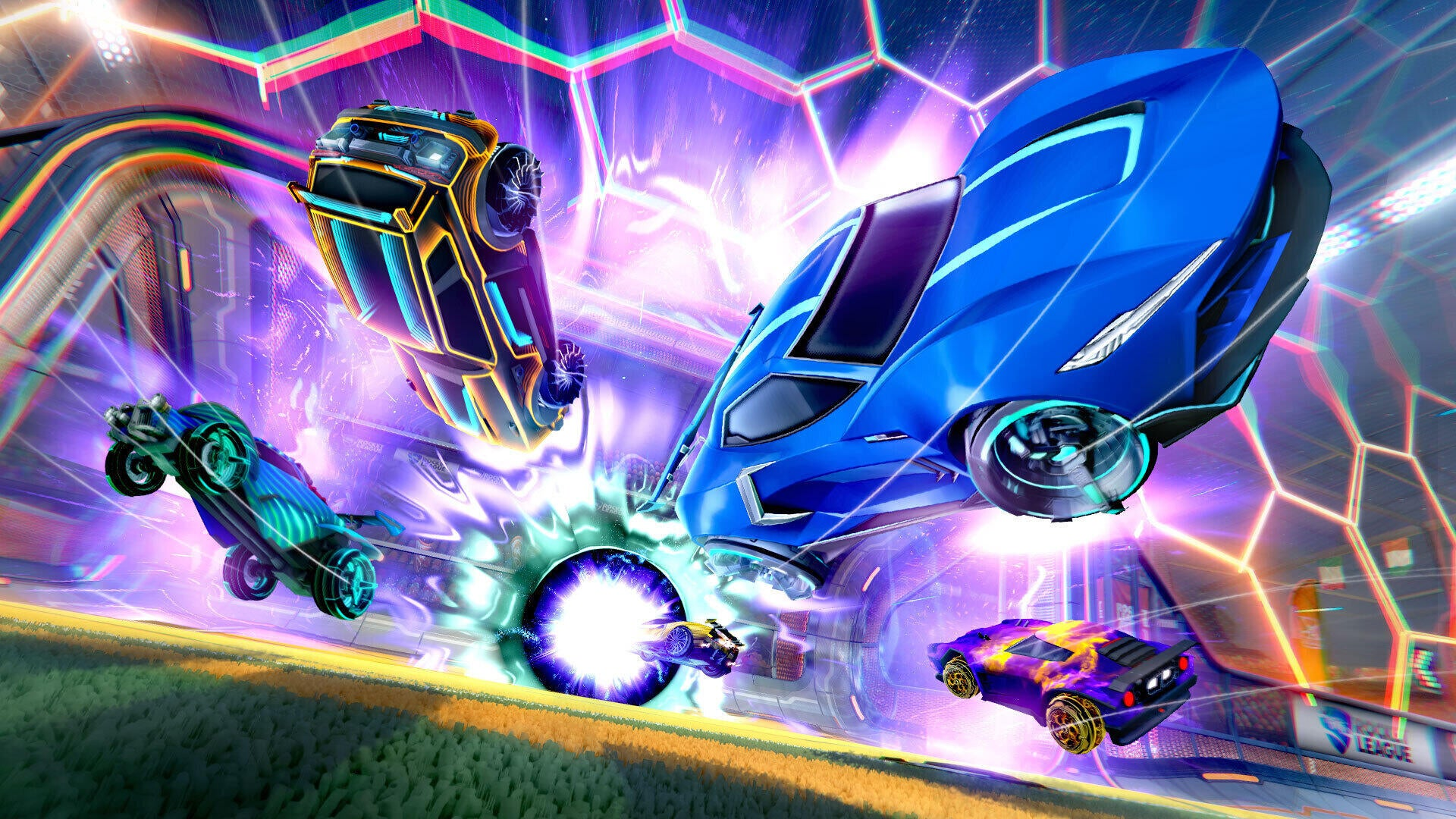 Momentum Series Speeds Into Rocket League Tomorrow Image